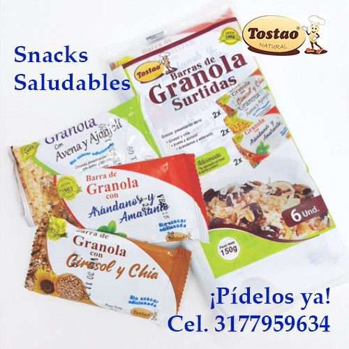 Snack saludable